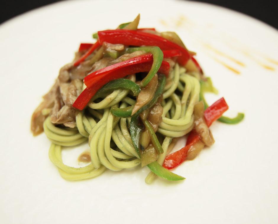 spaghetti dell'orto